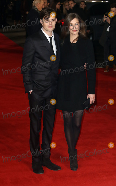 Alexandra Maria Lara, Sam Riley, Leicester Square Photo - February 1, 2016 - Sam Riley and Alexandra Maria Lara attending the 'Pride And Prejudice And Zombies' European Film Premiere, Vue West End, Leicester Square in London, UK.