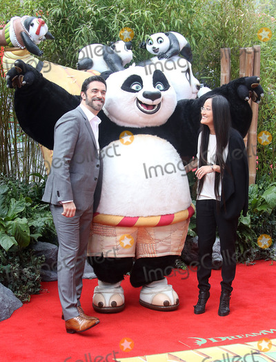 Jennifer Yuh, Alessandro Carloni, Leicester Square Photo - March 6, 2016 - Alessandro Carloni and Jennifer Yuh Nelson attending The European Premiere Of 'Kung Fu Panda 3' at Odeon Leicester Square in London, UK.