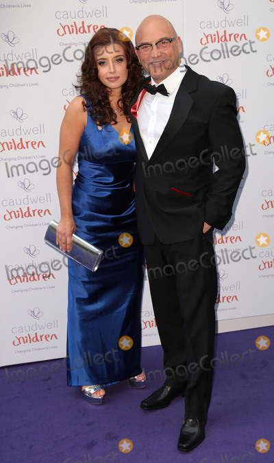 Anne Marie, Greg Wallace, Ann Marie Photo - May 15, 2014 - London, England, UK - The Caudwell Children Butterfly Ball at The Grosvenor House HotelPictured: Greg Wallace and Anne-Marie Sterpini