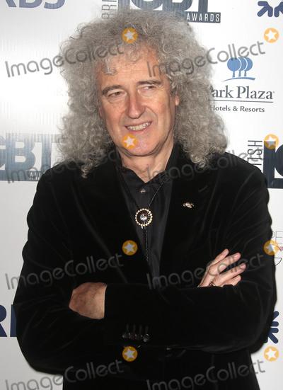 Brian May Photo - May 13, 2016 - Brian May attending The British LGBT Awards at Grand Connaught Rooms in London, UK.