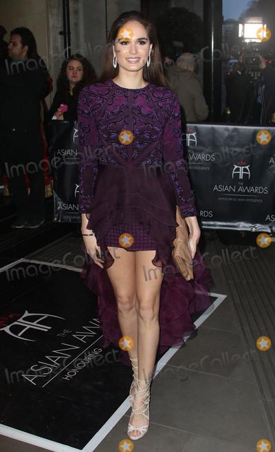 Anita Kaushik Photo - April 8, 2016 - Anita Kaushik attending The Asian Awards 2016, Grosvenor House Hotel in London, UK.