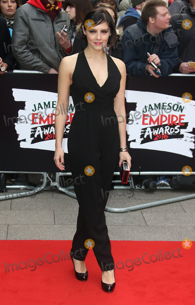 Annabel Scholey Photo - March 20, 2016 - Annabel Scholey attending 'Jameson Empire Awards 2016' at Grosvenor House Hotel in London, UK.