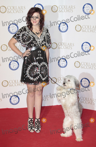 Ashleigh Butler Photo - Nov 07, 2013 - London, England, UK - The annual Collars and Coats gala ball in aid of Battersea Dogs & Cats home at Battersea EvolutionPictured: Ashleigh Butler and Pudsey