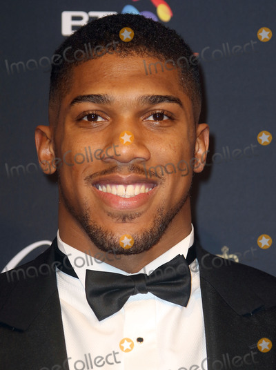 Anthony Joshua Photo - April 29, 2016 - Anthony Joshua attending BT Sport Awards at Battersea Evolution in London, UK.