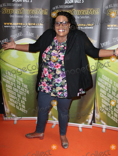 Alison Hammond Photo - Apr 26, 2014 - London, England, UK - Super Juice Me! - UK film premiere, Odeon West End, Leicester Square