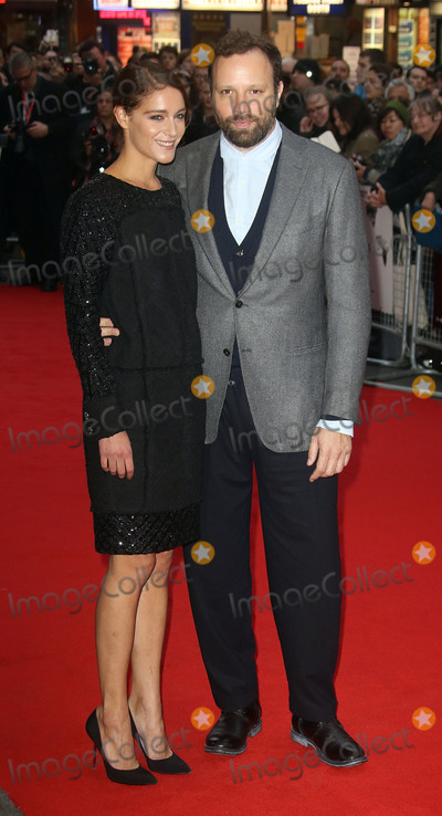 Yorgos Lanthimos, Ariane Labed, Leicester Square Photo - October 13, 2015 - Yorgos Lanthimos and Ariane Labed attending 'The Lobster' screening at BFI London Film Festival at Vue Cinema, Leicester Square in London, UK.