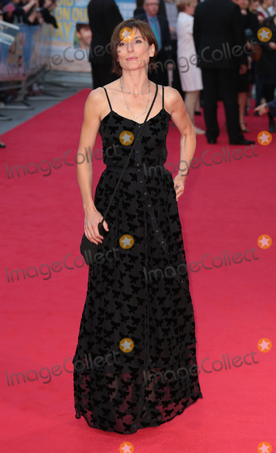 Amelia Bullmore, Leicester Square Photo - Sep 22, 2014 - London, England, UK - What We Did On Our Holiday World Premiere, Odeon West End, Leicester SquarePhoto Shows: Amelia Bullmore