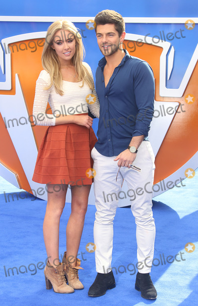 "Nicola Hughes, Alex Mytton Photo - LONDON, ENGLAND, UK - MAY 17 - Nicola Hughes and Alex Mytton attends ""Tomorrowland: A World Beyond"" European Premiere  on May 17, 2015 in London, England"