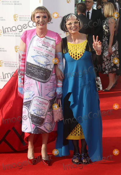 Grayson Perry Photo - May 8, 2016 - Grayson Perry attending BAFTA TV Awards 2016 at Royal Festival Hall in London, UK.