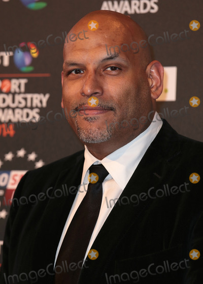 John Amaechi Photo - May 08, 2014 - London, England, UK - BT Sport Industry Awards 2014, Battersea Evolution, Battersea Park, London -  Arrivals 