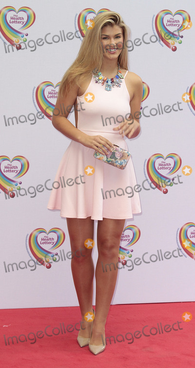 Amy Willerton Photo - Jun 02, 2014 - London, England, UK - Health Lottery tea party at The Savoy Hotel, LondonPictured: Amy Willerton