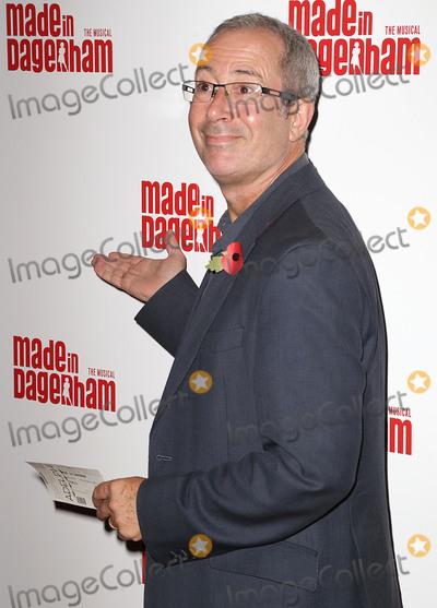 Ben Elton Photo - Nov 05, 2014 - London, England, UK - Made in Dagenham Press Night, Adelphi TheatrePhoto Shows: Ben Elton