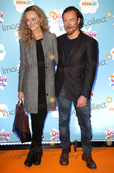 Toby Stephens, Anna-Louise Plowman Photo - Nov 02, 2014 - London, England, UK - Dora and Friends: Into the City! UK Premiere, Empire, Leicester SquarePhoto Shows: Anna-Louise Plowman and Toby Stephens