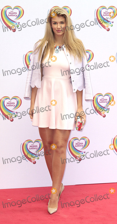Amy Willerton Photo - Jun 02, 2014 - London, England, UK - Health Lottery tea party at The Savoy Hotel, London