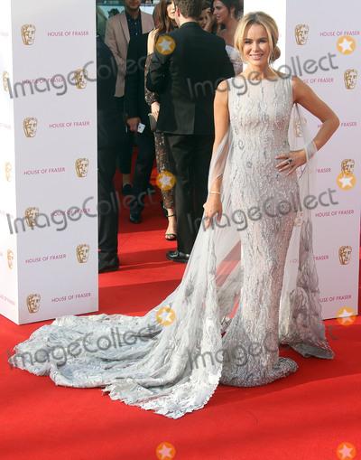 Amanda Holden Photo - May 8, 2016 - Amanda Holden attending BAFTA TV Awards 2016 at Royal Festival Hall in London, UK.