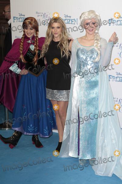 Albert Hall, Anna Williamson Photo - Nov 17, 2014 - London, England, UK - 'Frozen' Celebrity Singalong - Red Carpet Arrivals, Royal Albert Hall, KensingtonPhoto Shows: Anna Williamson
