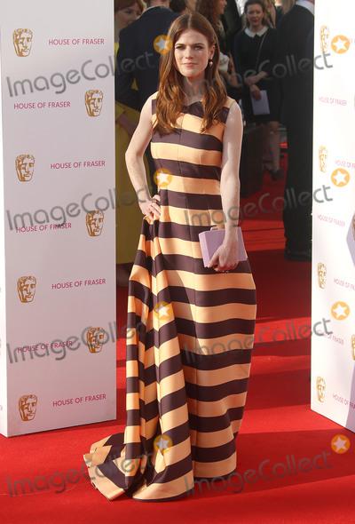 Rose Leslie Photo - May 8, 2016 -  Rose Leslie attending BAFTA TV Awards 2016 at Royal Festival Hall in London, UK.