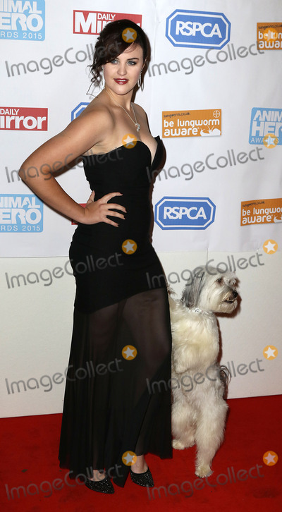 Ashleigh Butler Photo - October 21, 2015 - Ashleigh Butler and Pudsey attending the 'Daily Mirror & RSPCA Animal Hero Awards 2015' at 8 Northumberland Avenue in London, UK.