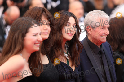 "Claude Lelouch, Claude Lelouche, Monica Bellucci Photo - CANNES, FRANCE - MAY 18: Monica Bellucci, Claude Lelouch attends the screening of ""Les Plus Belles Annees D'Une Vie"" during the 72nd annual Cannes Film Festival on May 18, 2019 in Cannes, France.