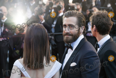 Jake Gyllenhaal Photo - CANNES, FRANCE - MAY 19: Jake Gyllenhaal attend the 'Okja' screening during the 70th annual Cannes Film Festival at Palais des Festivals on May 19, 2017 in Cannes, France.