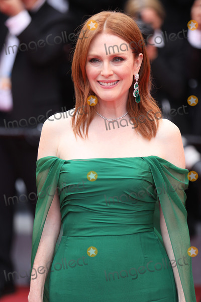 """Julianne Moore, The Dead Photo - CANNES, FRANCE - MAY 14: Julianne Moore attends the opening ceremony and screening of """"The Dead Don't Die"""" movie during the 72nd annual Cannes Film Festival on May 14, 2019 in Cannes, France.(Photo by Laurent Koffel/ImageCollect.com)"""