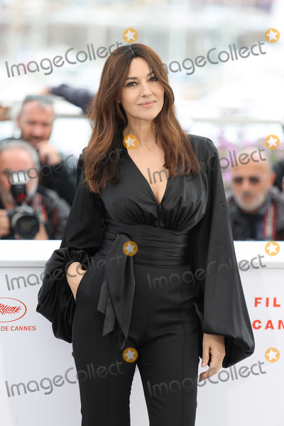 """Monica Bellucci Photo - CANNES, FRANCE - MAY 19: Monica Bellucci attends the photocall for """"The Best Years of a Life (Les Plus Belles Annees D'Une Vie)"""" during the 72nd annual Cannes Film Festival on May 19, 2019 in Cannes, France. (Photo by Laurent Koffel/ImageCollect.com)"""