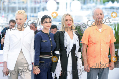 "Bill Murray, Chloe Sevigny, Gomez, Selena Gomez, The Dead, Tilda Swinton Photo - CANNES, FRANCE - MAY 15: Tilda Swinton, Selena Gomez, Chloe Sevigny and Bill Murray attend the photocall for ""The Dead Don't Die"" during the 72nd annual Cannes Film Festival on May 15, 2019 in Cannes, France. 