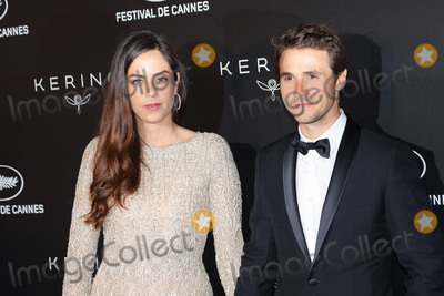 Anouchka Delon Photo - CANNES, FRANCE - MAY 19: Anouchka Delon and Julien Dereims at Place de la Castre on May 19, 2019 in Cannes, France.