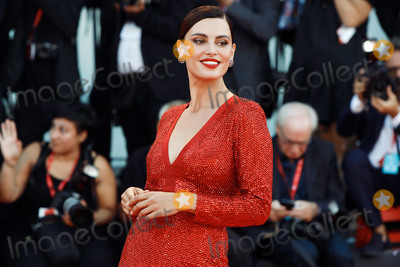 "Catrinel Marlon Photo - VENICE, ITALY - SEPTEMBER 4: Catrinel Marlon walks the red carpet ahead of the ""Lan Xin Da Ju Yuan"" (Saturday Fiction) screening during the 76th Venice Film Festival at Sala Grande on September 04, 2019 in Venice, Italy.