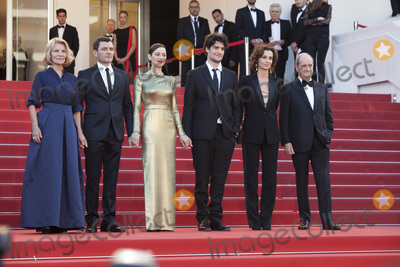 Louis Garrel, Marion Cotillard, Nicole Garcia, Alex Brendemuhl Photo - CANNES, FRANCE - MAY 15: Nicole Garcia, Alex Brendemuhl, Marion Cotillard and Louis Garrel attends the 'From The Land Of The Moon (Mal De Pierres)' premiere during the 69th annual Cannes Film Festival at the Palais des Festivals on May 15, 2016 in Cannes, France.