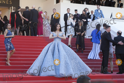 Aishwarya, Aishwarya Rai, Aishwarya Rai Bachchan, Aishwarya Rai-Bachchan, Aishwarya Ray Photo - CANNES, FRANCE - MAY 19: Aishwarya Rai Bachchan attends the 'Okja' screening during the 70th Annual Cannes Film Festival at Palais des Festivals on May 19, 2017 in Cannes, France.