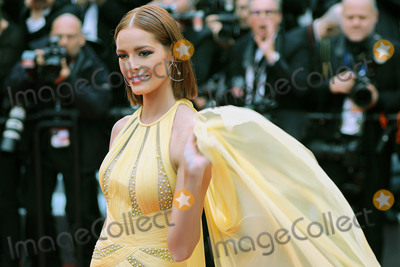 """Photo - CANNES, FRANCE - MAY 18: Maeva Coucke attends the screening of """"Les Plus Belles Annees D'Une Vie"""" during the 72nd annual Cannes Film Festival on May 18, 2019 in Cannes, France. (Photo by Laurent Koffel/ImageCollect.com)"""