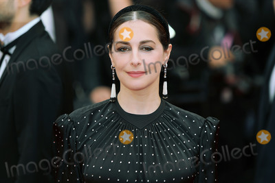 """Amira Casar, Eva Longoria Photo - CANNES, FRANCE - MAY 17: Amira Casar attends the screening of """"Pain And Glory (Dolor Y Gloria/ Douleur Et Gloire)"""" during the 72nd annual Cannes Film Festival on May 17, 2019 in Cannes, France.  (Photo by Laurent Koffel/ImageCollect.com)"""