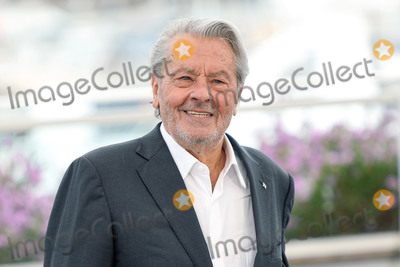 Alain Delon Photo - CANNES, FRANCE - MAY 19: Alain Delon attends the photocall for Palme D'Or D'Honneur during the 72nd annual Cannes Film Festival on May 19, 2019 in Cannes, France. (Photo by Laurent Koffel/ImageCollect.com)