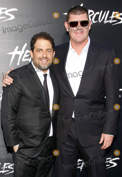 """Brett Ratner, TCL Chinese Theatre Photo - Brett Ratner at the Los Angeles premiere of """"Hercules"""" held at the TCL Chinese Theatre in Los Angeles on July 23, 2014 in Los Angeles, California. Credit: PopularImages"""