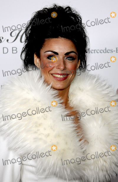 Photo - Katia Berglind attends the Scandinavian Style Mansion held at the Private Residence in Beverly Hills, California, United States on March 14, 2008.