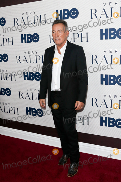 """Bruce Springsteen Photo - NEW YORK - OCT 23: Bruce Springsteen attends HBO's """"Very Ralph"""" World premiere at the Metropolitan Museum of Art on October 23, 2019 in New York City."""