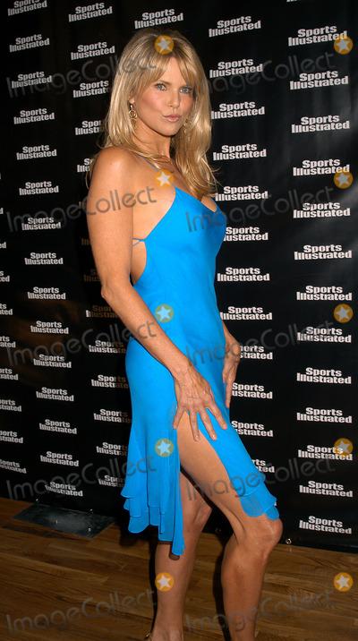 Christie Brinkley Photos Photos - 2004 Sports Illustrated