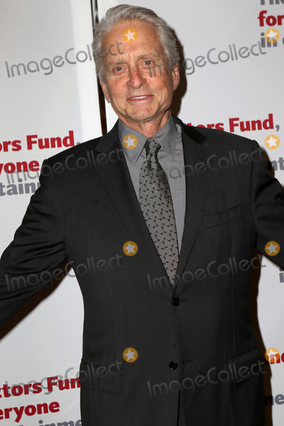 Michael Douglas, The Actor, Michael Bublé, Michael Paré Photo - 