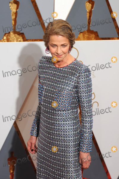 Charlotte Rampling, The 88 Photo -   February 28 2016, LA  Charlotte Rampling arriving at the 88th Annual Academy Awards at Hollywood & Highland Center on February 28, 2016 in Hollywood, California  By Line: Z16/ACE Pictures   ACE Pictures, Inc. tel: 646 769 0430