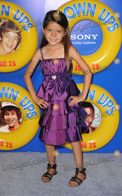 Alexys Nycole-Sanchez Photo - Alexys Nycole Sanchez at the premiere of 'Grown Ups' at the Ziegfeld theatre on June 23 2010 in New York City