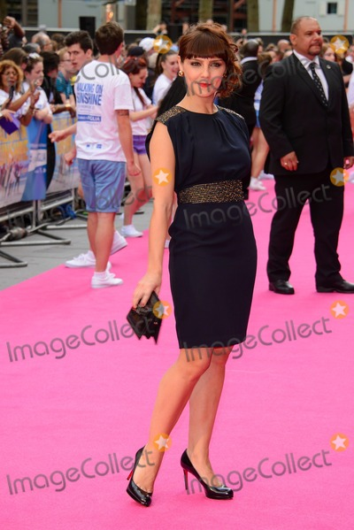 Annabel Scholey, Leicester Square Photo - June 11 2014, London  Annabel Scholey at the 'Walking On Sunshine' UK Premiere at the Vue, Leicester Square on June 11 2014 in London