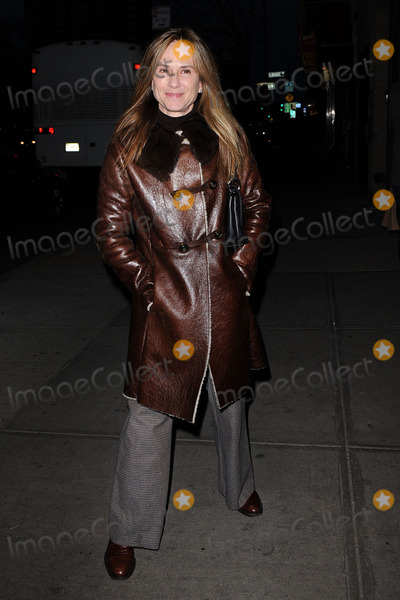 Holly Hunter, Hollies Photo - Holly Hunter attends the screening of 'Meek's Cutoff' at Landmark Sunshine Cinema on March 28, 2011 in New York City