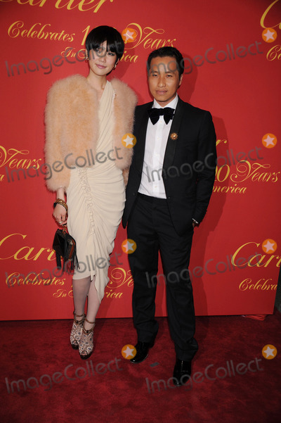 Phillip Lim Photo - Designer Phillip Lim (R) arriving at the Cartier 100th Anniversary in America Celebration at Cartier Fifth Avenue Mansion on April 30, 2009 in New York City.