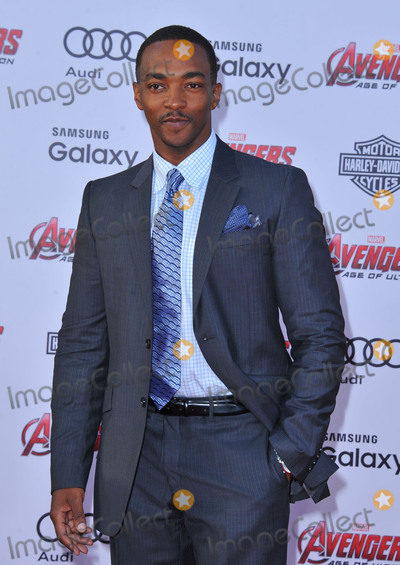 Anthony Mackie Photo -   April 13 2015, LA  Anthony Mackie arriving at the Premiere Of Marvel's 'Avengers: Age Of Ultron' at the Dolby Theatre on April 13, 2015 in Hollywood, California.   By Line: Peter West/ACE Pictures   ACE Pictures, Inc. tel: 646 769 0430