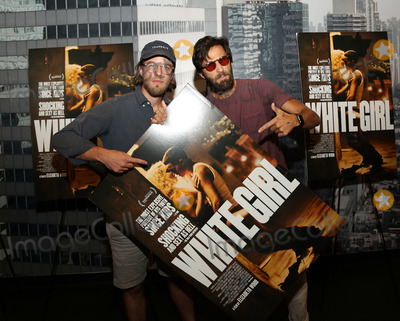 Henry Joost, Ariel Schulman Photo -   August 22 2016, New York City  Producer Henry Joost (L) and executive producer Ariel Schulman attending the New york premiere of 'White Girl' at Angelika Film Center on August 22, 2016 in New York City.  By Line: Serena Xu/ACE Pictures   ACE Pictures Inc Tel: 6467670430