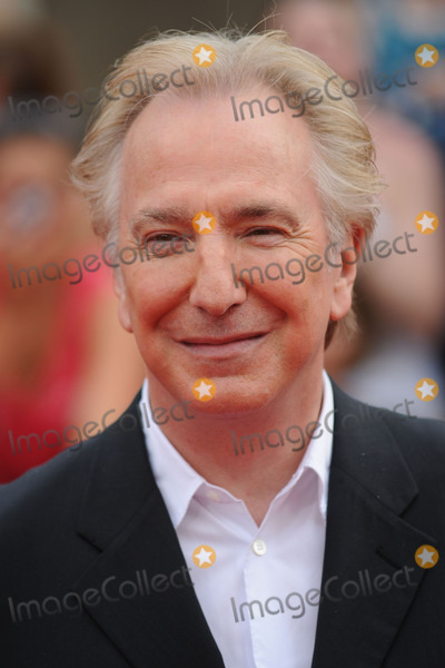 Alan Rickman Photo - Alan Rickman attends the New York premiere of 'Harry Potter And The Deathly Hallows: Part 2' at Avery Fisher Hall, Lincoln Center on July 11, 2011 in New York City