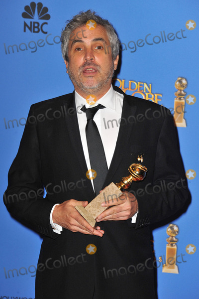 Alfonso Cuaron Photo - January 13 2014, LA  Alfonso Cuaron in the press room during the 71st Annual Golden Globe Awards held at The Beverly Hilton Hotel on January 12, 2014 in Beverly Hills, California.