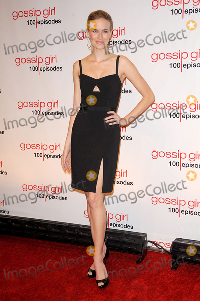 Alice Callahan, The Gossip Photo - Alice Callahan attends the 'Gossip Girl' 100 episode celebration at Cipriani Wall Street on November 19, 2011 in New York City