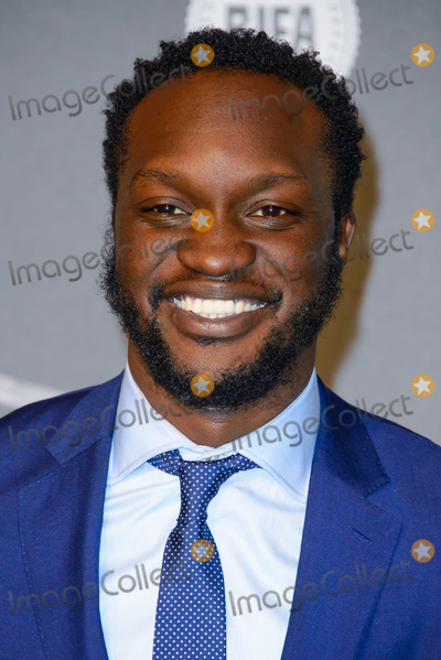Arnold Oceng Photo -   December 4 2016, London  Arnold Oceng arriving at the British Independent Film Awards at Billingsgate on December 4 2016 in London  By Line: Famous/ACE Pictures   ACE Pictures Inc Tel: 6467670430